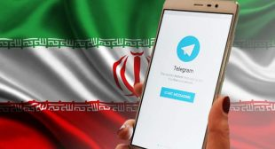 Iran government banned telegram access