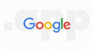 Google Started Registration For .app domain extension