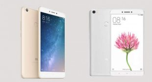 Check out the Xiaomi Mi Max 2 Price and Release Date