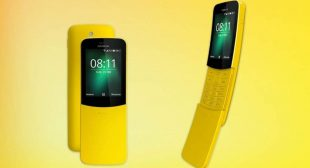 Check out the price and specification of Nokia 8110 4G