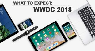 What we expect Apple to announce in WWDC 2018