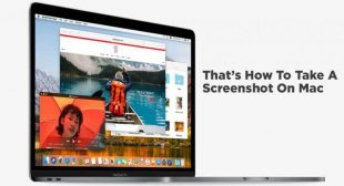 How to take a Screenshot on a Mac computer