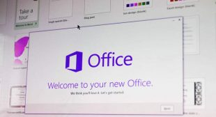 Chekout the new update Microsoft Office 365