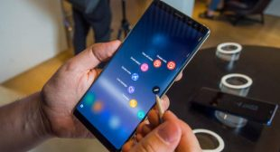 Check out the leaked image of Samsung Galaxy Note 9