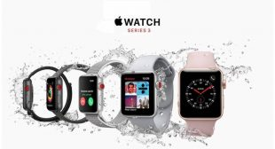 Check out the Apple Watch 3 review and specification