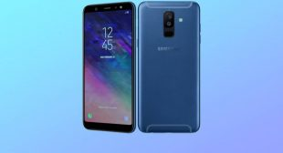 Check out the review and specificaton of Samsung Galaxy A6 Plus
