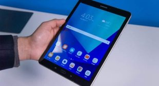 Check out here leak design of Samsung Galaxy Tab S4
