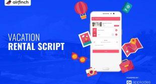 Creative rental booking app using property rental script – Appkodes