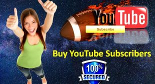 Buy Real Active YouTube Subscribers and Make Your Profile Look Attractive