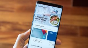 Chase cardholder will be able to make payment via Samsung Pay