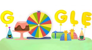 Check out the official birthday of Google Domain