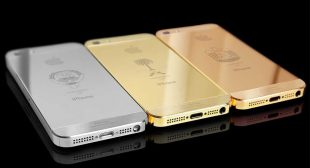 Check out the world's 5 most expensive smartphones