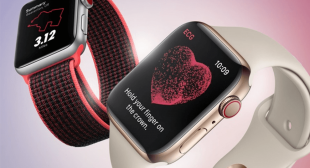 Apple Smartwatch series 4 available in aluminum and stainless steel