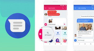 Google added another feature in Android Messaging App