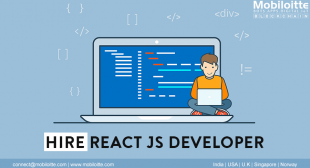 Hire React JS Developers | Mobiloitte