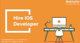 Hire  iOS App Developers | Mobiloitte