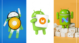 Know the differences between Marshmallow, Nougat, and Oreo Android updates