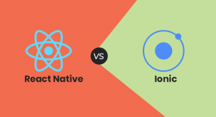 Check out the difference between React Native and Ionic