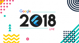 Google's Flutter event