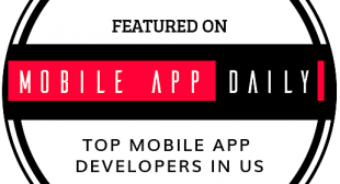 Check out the top mobile app developers in US 2018