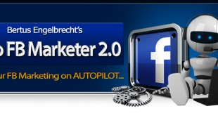 Auto Facebook Marketer Review