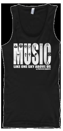 Music Like One Sky Above Us | Professor Saibertin