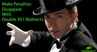 How to Remove Penalties with Double 301 Redirects | Diggity Marketing