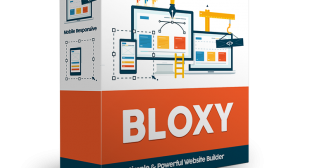 Bloxy Review – Website Building Making EASIER!!!