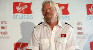 Jak nazwać firmę? Podpowiada m.in. Richard Branson