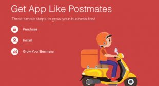 How to create an app like Postmates for Food Delivery