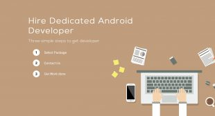 Hire Dedicated Android Developer