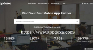 Why choose Appdexa for searching top mobile app development companies