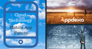 Cloud effectivity in mobile app development