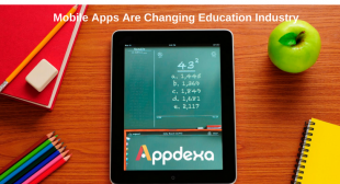 The Evolution of Mobile Apps in Educational Sector