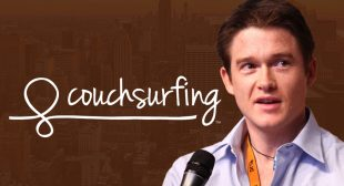 Sucess journey from a couch to Couchsurfing app