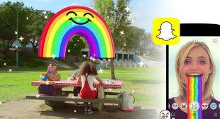 Snapchat opened 3D world lenses an augmented reality feature