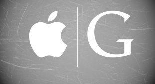 Fake news stating that Google was acquiring Apple
