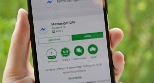 Facebook's Messenger Lite App Available in the US And Other Countries