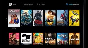"Big studios will now be watchable through ""Movies Anywhere"""
