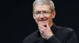 Tim Cook hare his views and vision about AR technology
