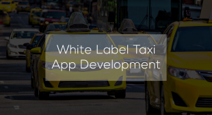 White Label Taxi App Development