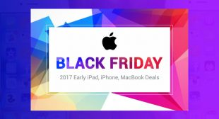 Expect to accept more from Black Friday 2017 Apple deals