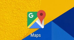 Google Maps Receives A New Design by The Company