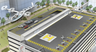 Uber and NASA now coming together to bring the flying taxi into reality