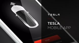 Tesla Mobile App Started Showing The Sign Of Model 3 Launch