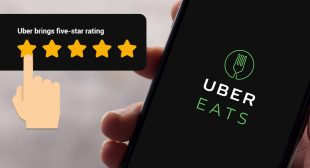 Uber Integrated the Five-Star Rating System to its UberEats App