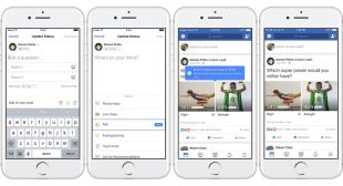 Social Networking Site Facebook now with GIF