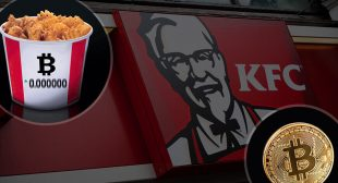 KFC Is Accepting The Bitcoins As Payment Option