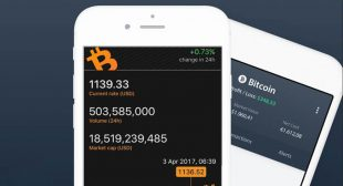 Top 5 Mobile Apps For You To Handle Your Cryptocurrencies