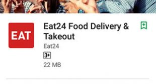 Checkout The Exclusive App Review of Eat24 App